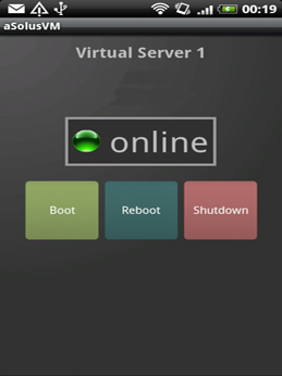 Linux VPS - Android and iPhone Phone Apps